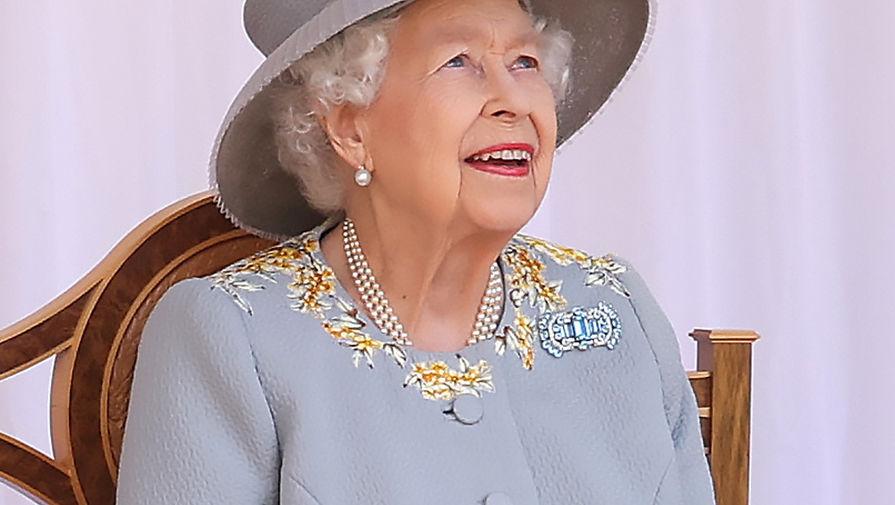 Королева Великобритании обратилась к сборной Англии перед финалом Евро-2020