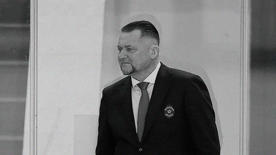 Скончался тренер 'Красной Армии' Александр Левицкий