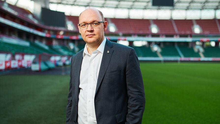 Бывший гендиректор 'Локомотива' намерен взыскать с клуба 1,2 млн рублей