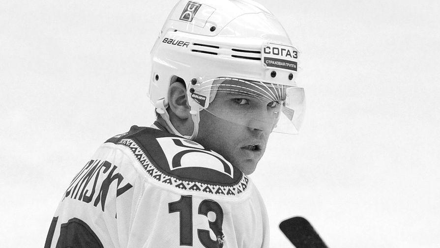 Умер экс-хоккеист сборной Чехии Марек Трончинский