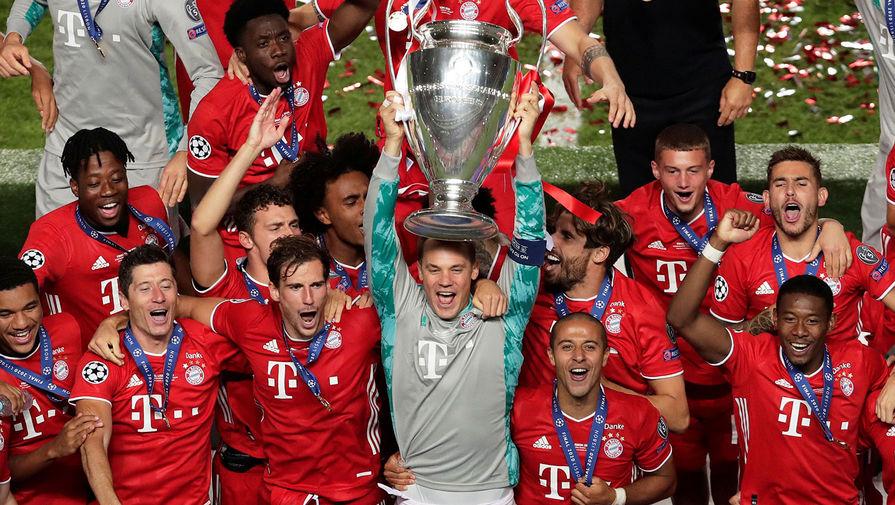 В УЕФА уверены в проведении финала Лиги чемпионов со зрителями