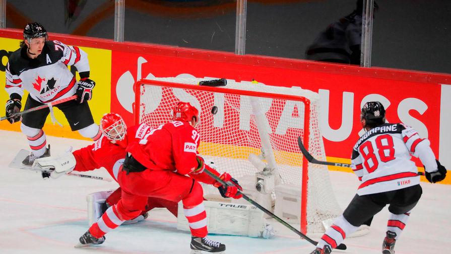 Сборная России по хоккею впервые не смогла выиграть турнир, выступая под нейтральным флагом