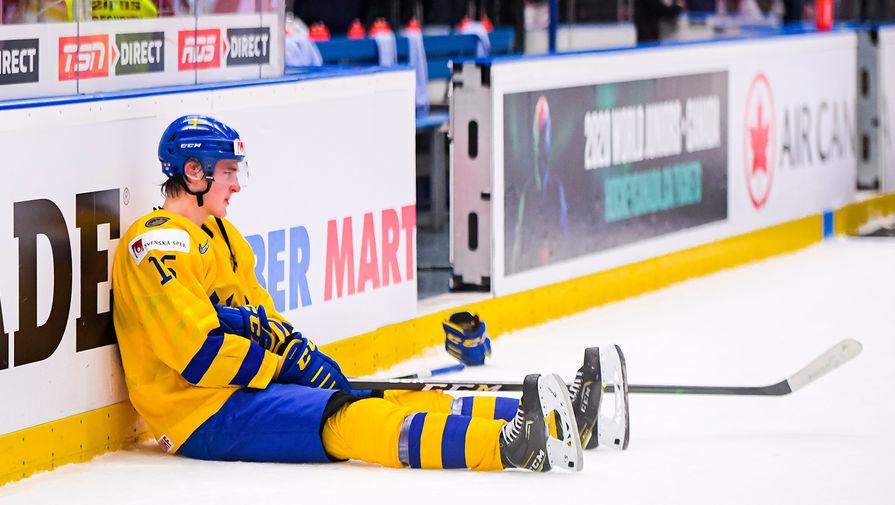 Сборная Швеции перед игрой с Россией одержала 54 победу подряд на МЧМ