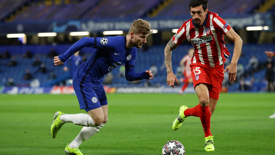 'Челси' вышел в четвертьфинал Лиги чемпионов