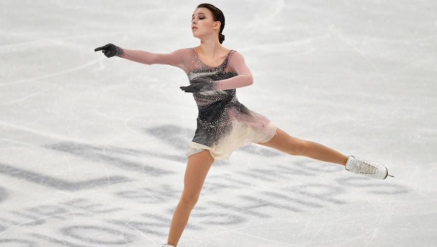 Щербакова поделилась эмоциями от выступления в шоу Тутберидзе