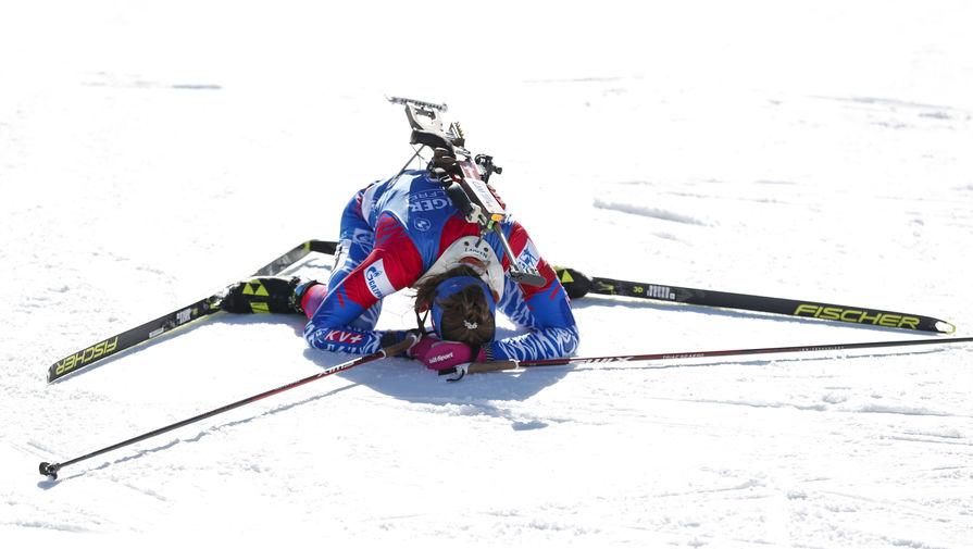 Миронова оценила свое выступление в индивидуальной гонке на ЧМ