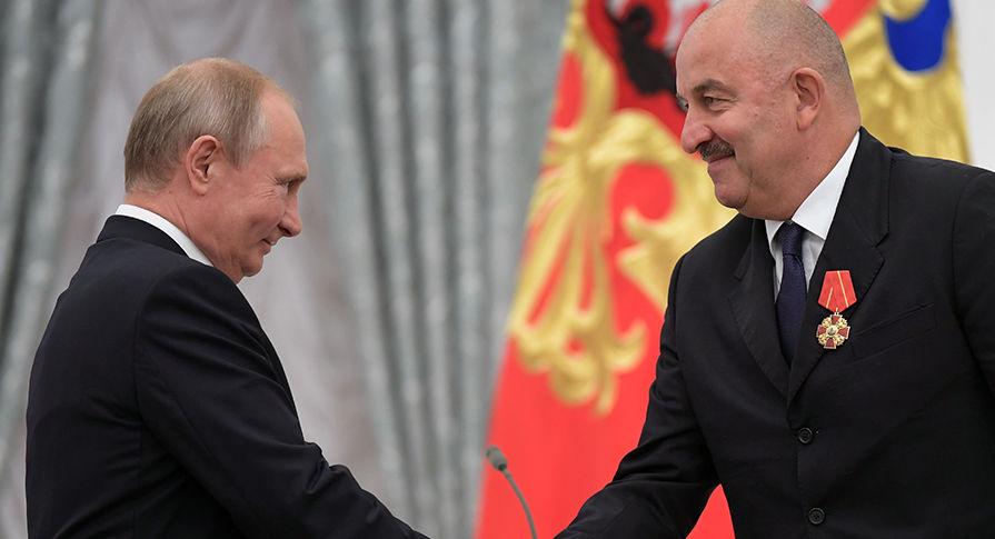 Венедиктов: 'Черчесов назначен Путиным и снят может быть только президентом'