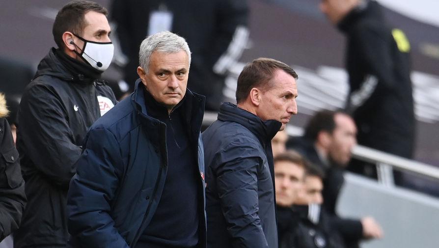 'Тоттенхэм' уволит Моуринью, если клуб не попадет в Лигу чемпионов