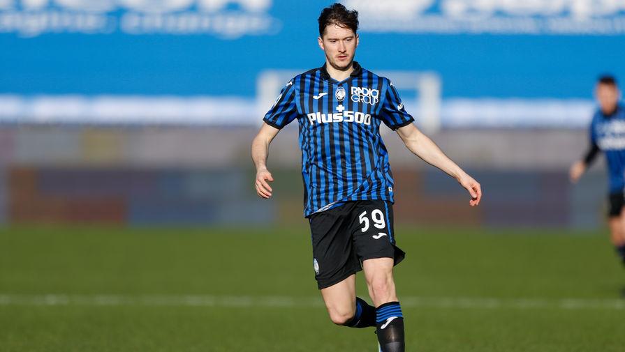 Миранчук не попал в стартовый состав 'Аталанты' на матч с 'Реалом'