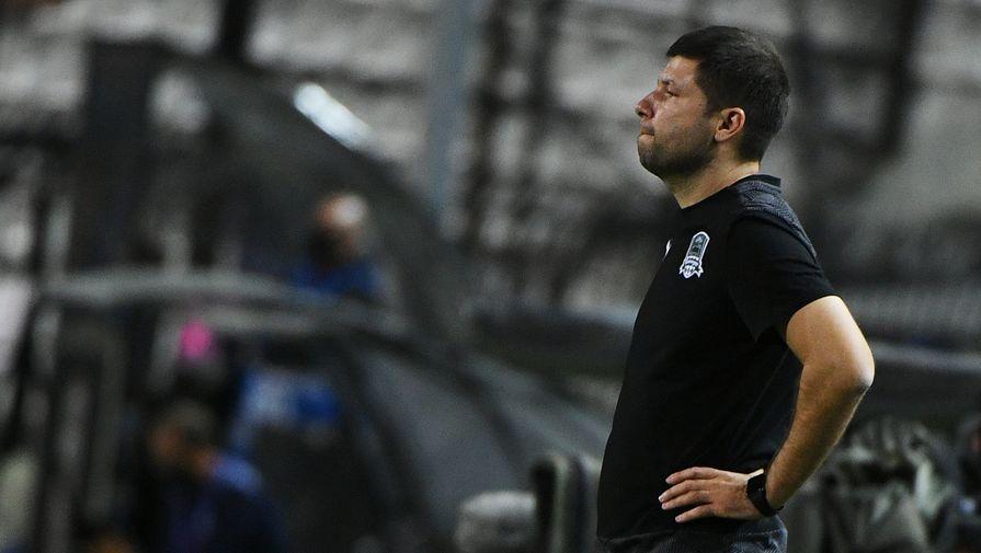 Юрий Семин отреагировал на отставку Мурада Мусаева с поста главного тренера 'Краснодара'