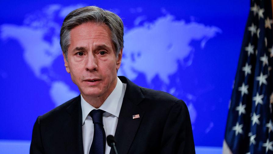 Госсекретарь США высказался о возможном бойкоте Олимпиады в Пекине