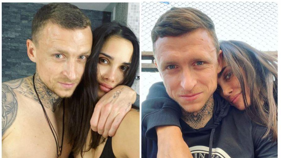 Экс-супруга Мамаева обвинила игрока в желании выкрасть их дочь