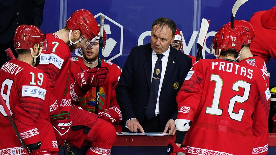 Наставник сборной Белоруссии рассказал о плохой форме натурализованных игроков