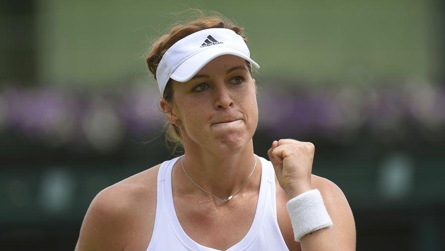 Российская теннисистка Павлюченкова вышла в четвертьфинал 'Ролан Гаррос' впервые за десять лет