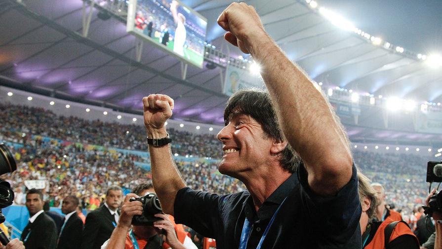 Главный тренер сборной Германии поделился ожиданиями от матча с командой Испании