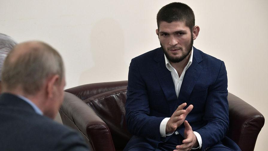 Галустян: могу позвонить Хабибу и по-братски попросить телефон Путина