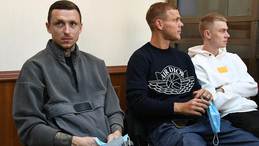 У свидетеля по делу Кокорина и Мамаева изъяли фальшивые пятитысячные купюры