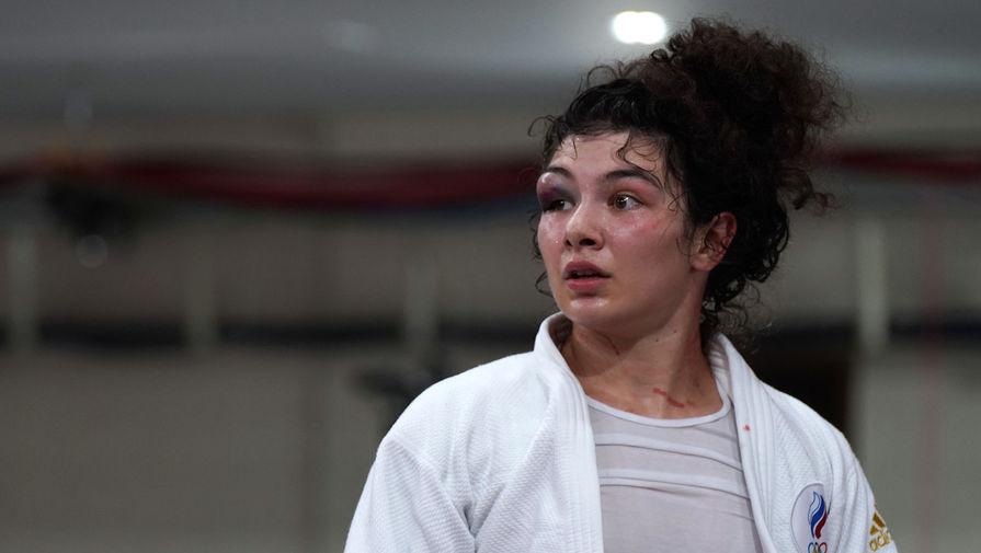 Дзюдоистка Таймазова заявила, что в полуфинале ОИ проиграла из-за судейского произвола