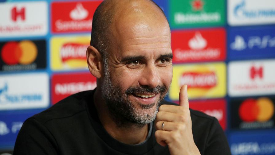 Гвардиола хочет продолжить работу в 'Манчестер Сити'