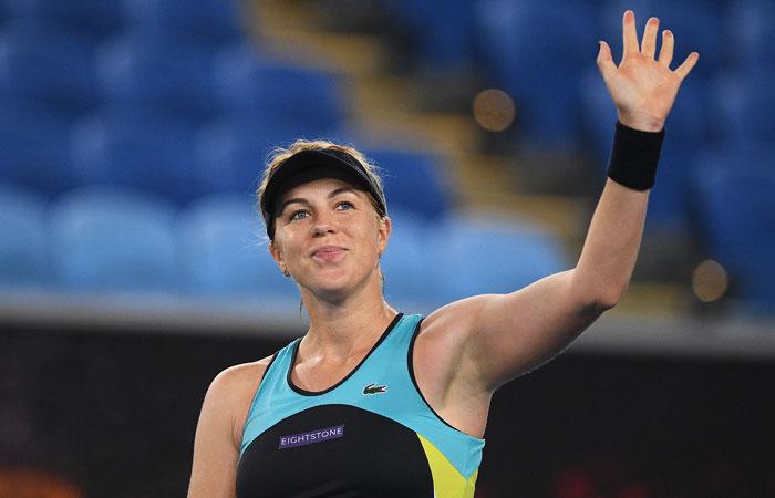 Павлюченкова обыграла Макхэйл и прошла во второй круг 'Ролан Гаррос'