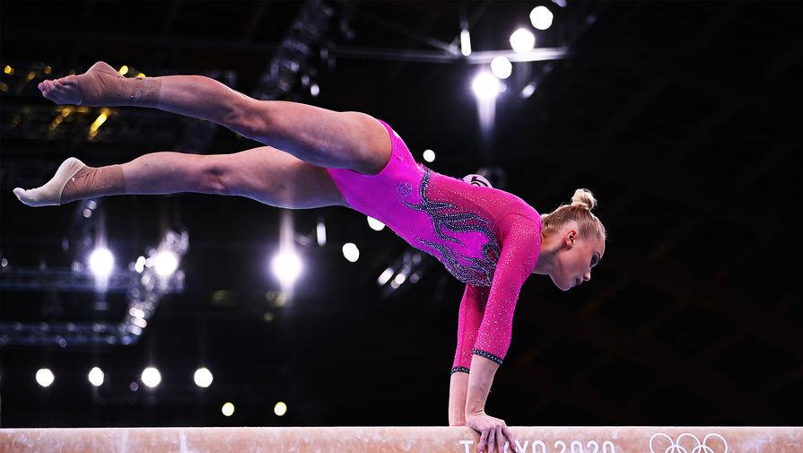 Хоркина расстроена, что гимнастки не исполнили ее олимпийскую мечту
