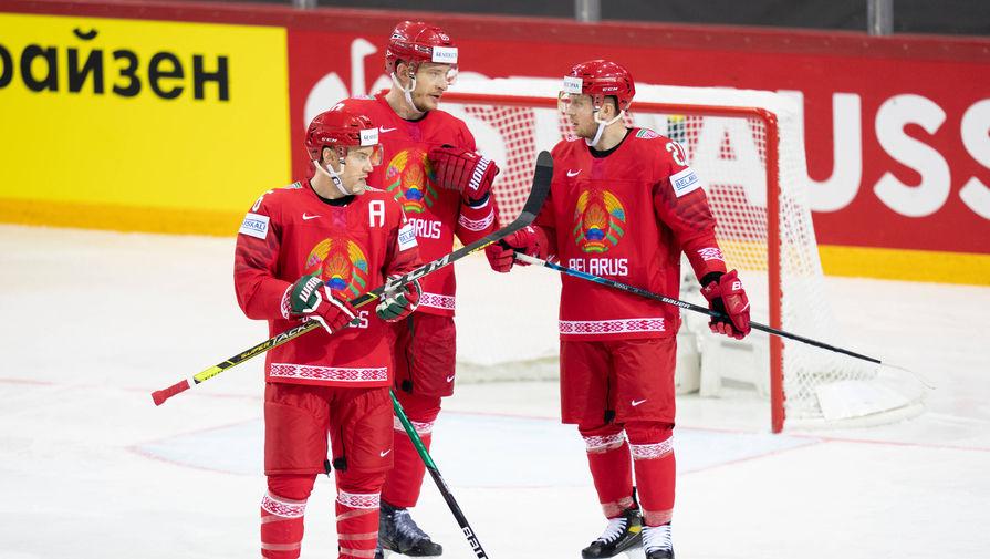 Белорусские хоккеисты вернутся домой с ЧМ на автобусе из-за запрета на полеты