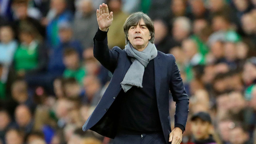 Экс-наставник сборной Германии Лёв может сменить Черчесова в национальной команде