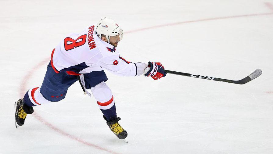 Овечкин прокомментировал победу над 'Бостоном' в первом матче плей-офф НХЛ