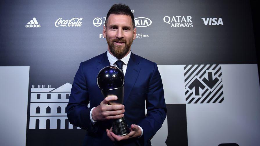 Церемония награждения призов FIFA The Best пройдет 17 декабря