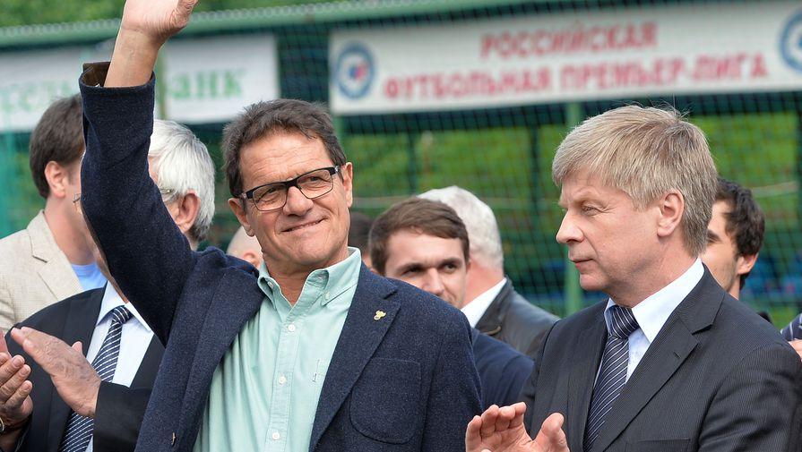 Капелло увидел прогресс в игре Миранчука за 'Аталанту'