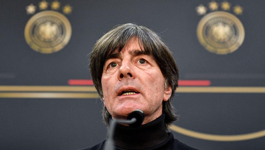Йоахим Лёв прокомментировал разгром сборной Германии от Испанией