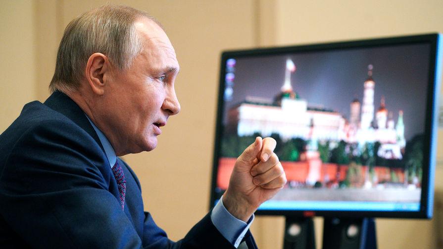 Путин поздравил Синицину и Кацалапова с золотом чемпионата мира