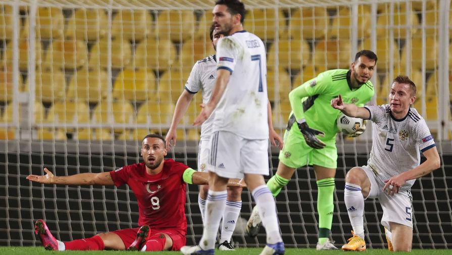 Арбитр Федотов предложил 'казнить' судью матча Турция - Россия