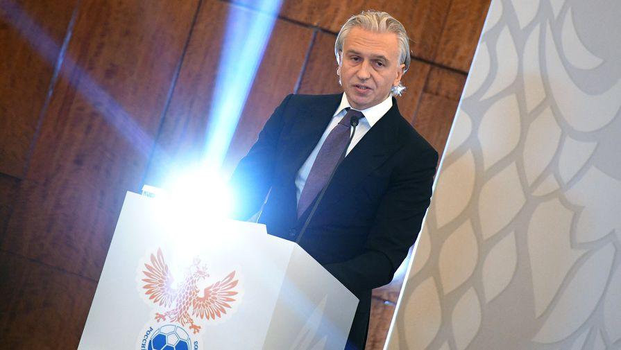 Глава РФС вошел в окончательный список кандидатов в исполком УЕФА