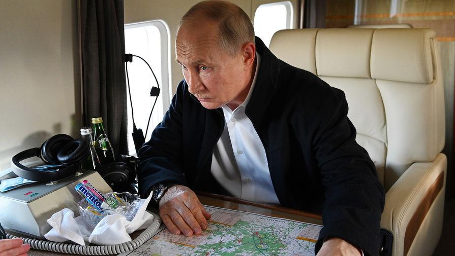 Путин - о запрете гимна России на ОИ: пусть слушают музыку Чайковского