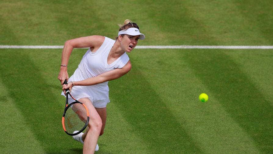 Теннисистка Свитолина вышла в 1/8 финала Australian Open - 2021