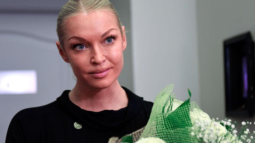 Волочкова поддержала Дзюбу после скандала с интимным видео