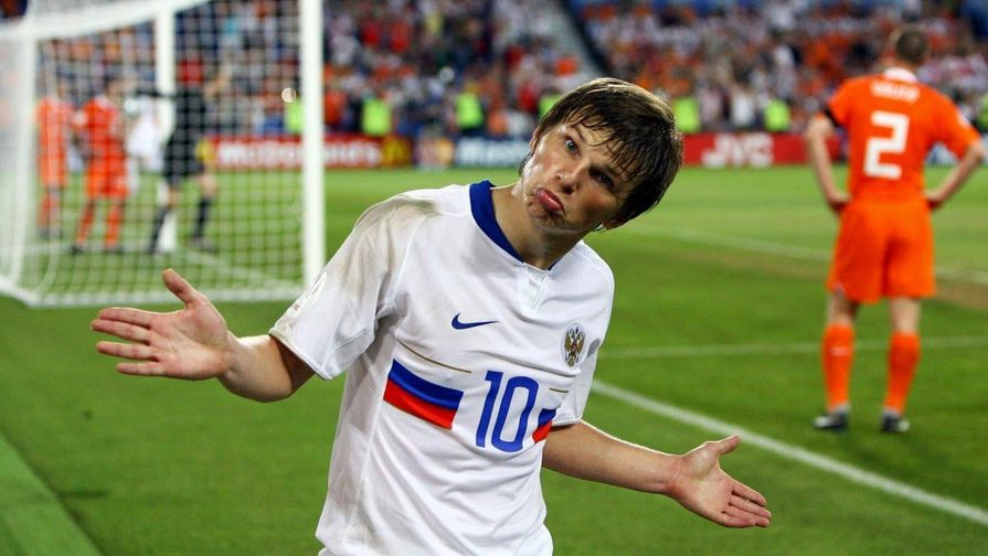 Аршавин назвал самого техничного российского футболиста