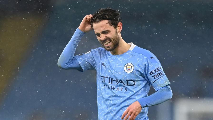 'Манчестер Сити' может продать Бернарду Силву