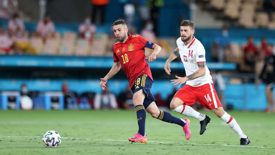 Испания впервые за 25 лет не одержала ни одной победы после двух туров Евро