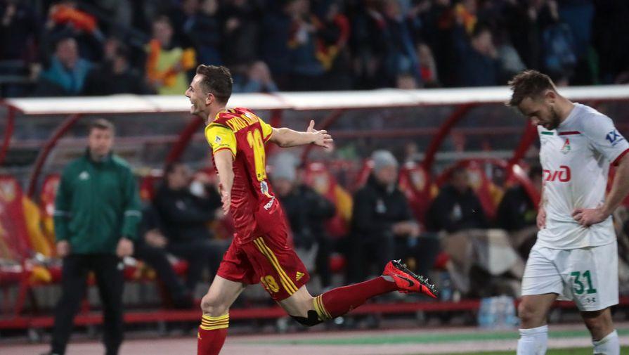 Стали известны стартовые составы 'Арсенала' и 'Локомотива' на матч РПЛ