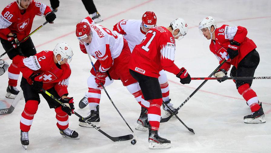 Четыре игрока из НХЛ смогут помочь сборной России в матче со Швецией
