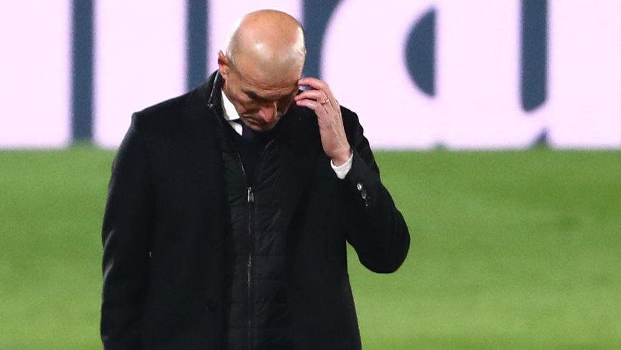 Наставник 'Реала' Зидан поделился ожиданиями от матча с 'Ливерпулем'