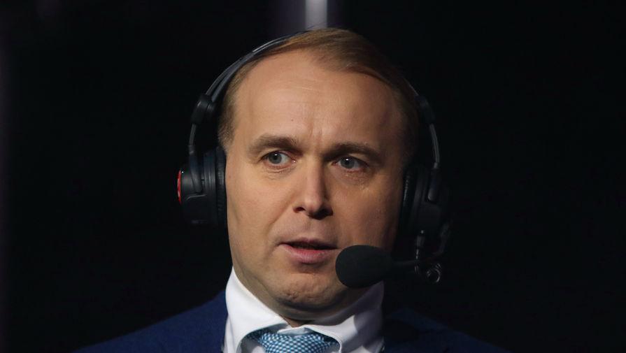 Казанский рассказал, почему решил уйти с 'Матч ТВ'