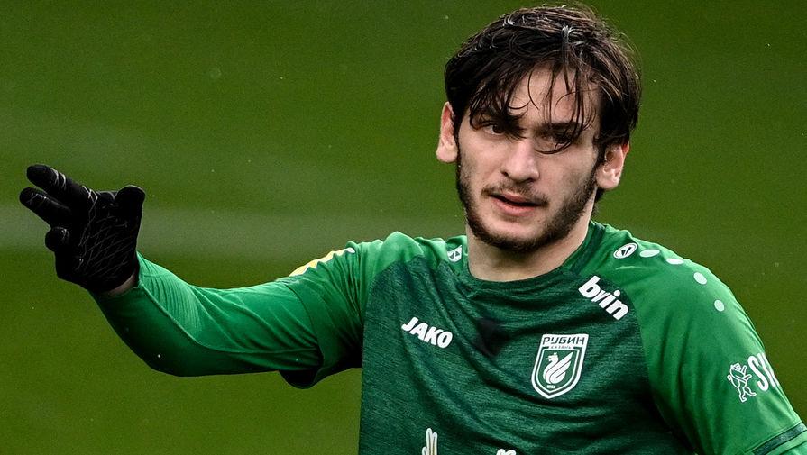 Игрок 'Рубина' попал в топ-50 лучших молодых футболистов мира