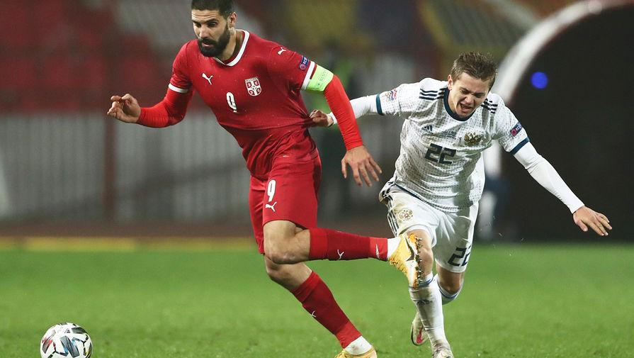 Тренер Ташуев высказался о поражении сборной России от Сербии