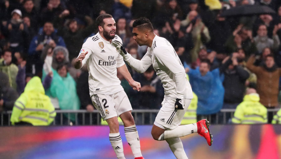 Карвахаль назвал позором пенальти в ворота 'Реала' в матче с 'Севильей'