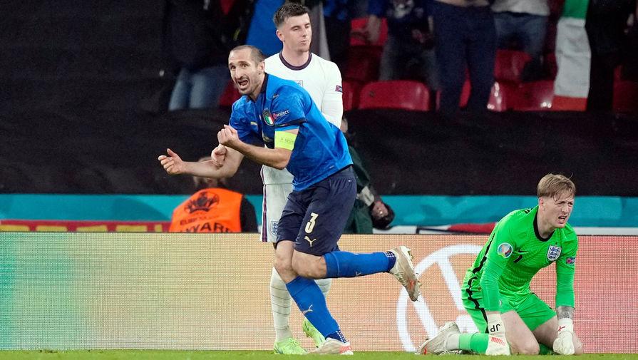 Защитник сборной Италии Бонуччи потроллил англичан после финала Евро-2020