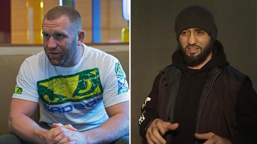 Боец UFC Яндиев рассказал о причинах драки с Харитоновым