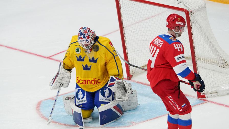 Защитник сборной России рассказал о настрое на матч со Швейцарией